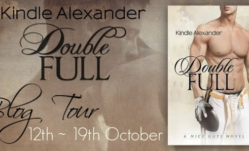 Hot Reads: Double Full by Kindle Alexander