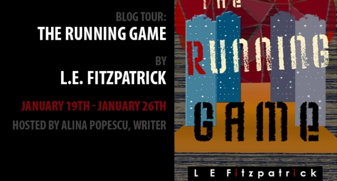 Review: The Running Game by LE Fitzpatrick