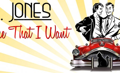 Cover Reveal – The One That I Want by RJ Jones