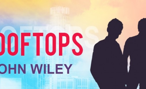 Cover Reveal – Rooftops by John Wiley