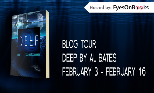 Blog Tour #Excerpt and #giveaway – Deep by A.L. Bates
