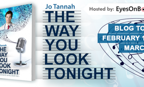 Blog Tour – The Way You Look Tonight by Jo Tannah