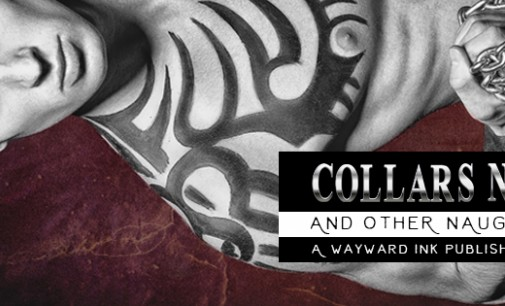Cover Reveal & Giveaway – Collars 'N' Cuffs, A Wayward Ink Publishing Anthology