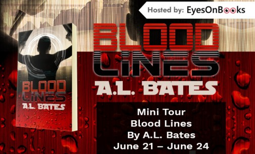 Mini Blog Tour – Blood Lines by A.L. Bates