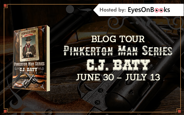 The Pinkerton Man Series Banner