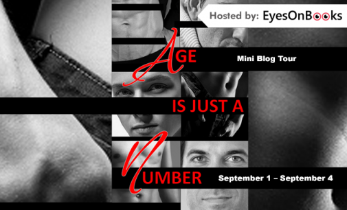 Mini Blog Tour – Age is Just a Number, a Wayward Ink Publishing Anthology