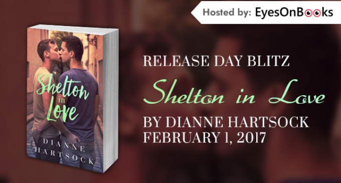 Release Day Blitz – Shelton in Love by Dianne Hartsock