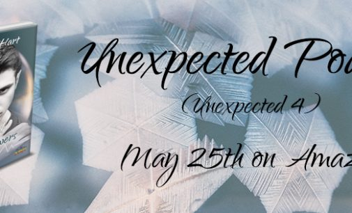 Cover Reveal – Unexpected Powers by Chris McHart