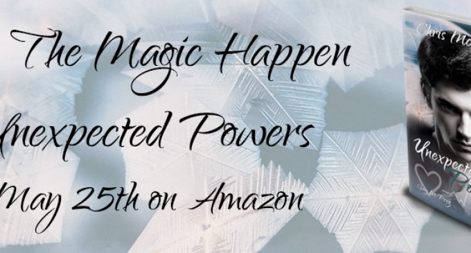 Release Day Blitz – Unexpected Powers by Chris McHart