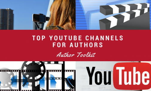 Author Toolkit: Top YouTube Channels for Authors to Watch