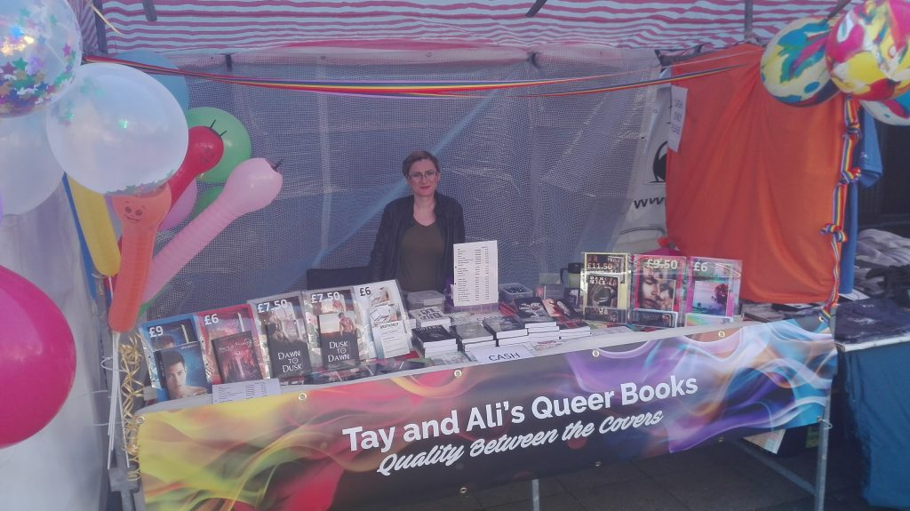 Day One Display - Birmingham Pride