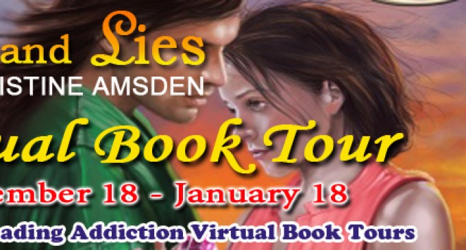 Blog Tour Review and Giveaway: Secrets and Lies by Christine Amsden