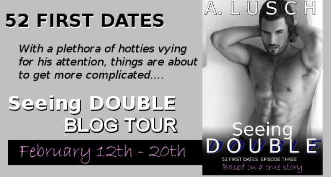Blog Tour Kick Off and Giveaway – Seeing DOUBLE by Algenon Lusch