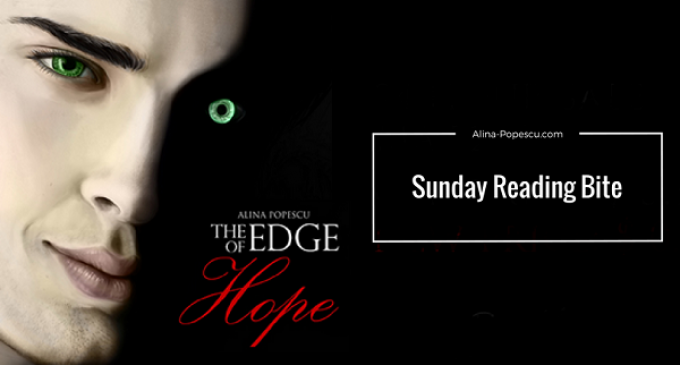 Sunday Reading Bite: The Edge of Hope Excerpt
