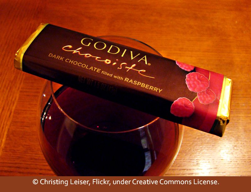 Bad Reviews remedy - Chocolate and Wine