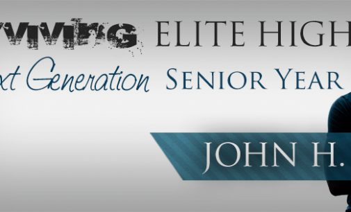 Release Day Blitz: Surviving Elite High: The Next Generation Senior Year by John H. Ames